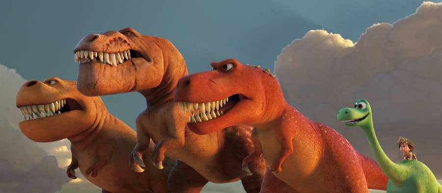 El Viaje De Arlo La Amistad Entre Un Nino Y Un Dinosaurio Segun Pixar Rtve Es ¿qué pasaría si los dinosaurios gigantes nunca se hubiesen. el viaje de arlo la amistad entre un