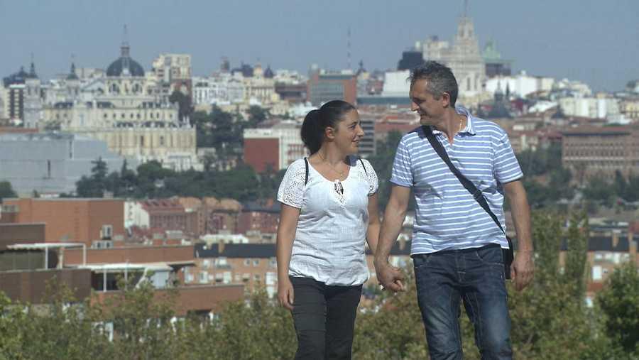 Cristina y José