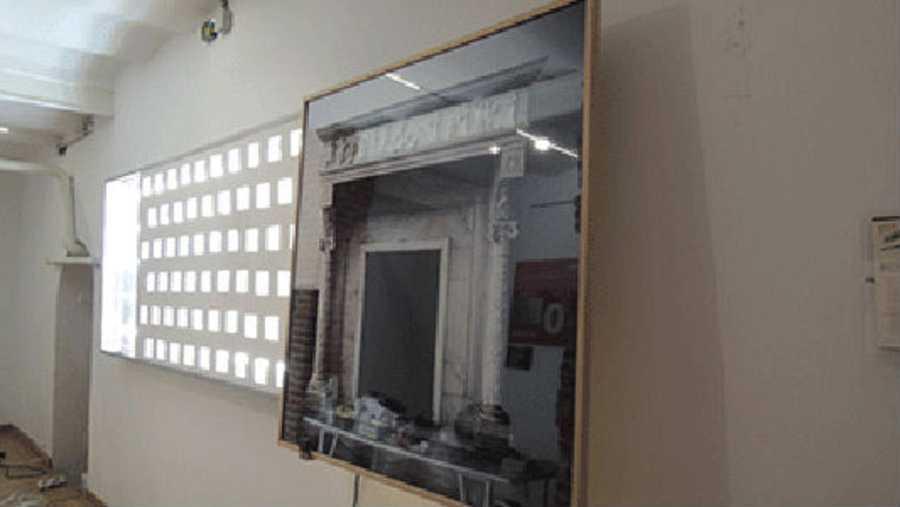 'Destino manifiesto', obra de Paula Rubio Infante, premio El Ojo Crítico de Artes Plásticas
