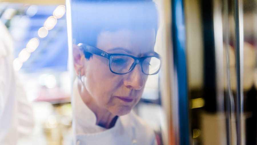 Para Carme Ruscalleda la cocina ha sido, es y será toda su vida, su ilusión. Le ha dado lo mejor de ella sin esperar nada a cambio