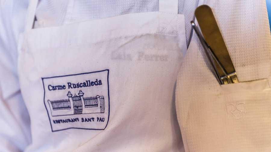 El restaurante Sant Pau, en Sant Pol de Mar, en la barcelonesa comarca del Maresme, es el hogar de Carme Ruscalleda, y el embrión de su cocina