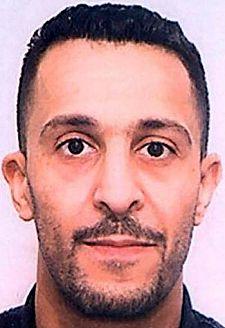 Brahim Abdeslam, el terrorista que se hizo estallar tras tirotear varios bares del centro de París