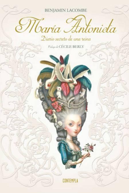 Portada de 'María Antonieta. Diario de una reina'
