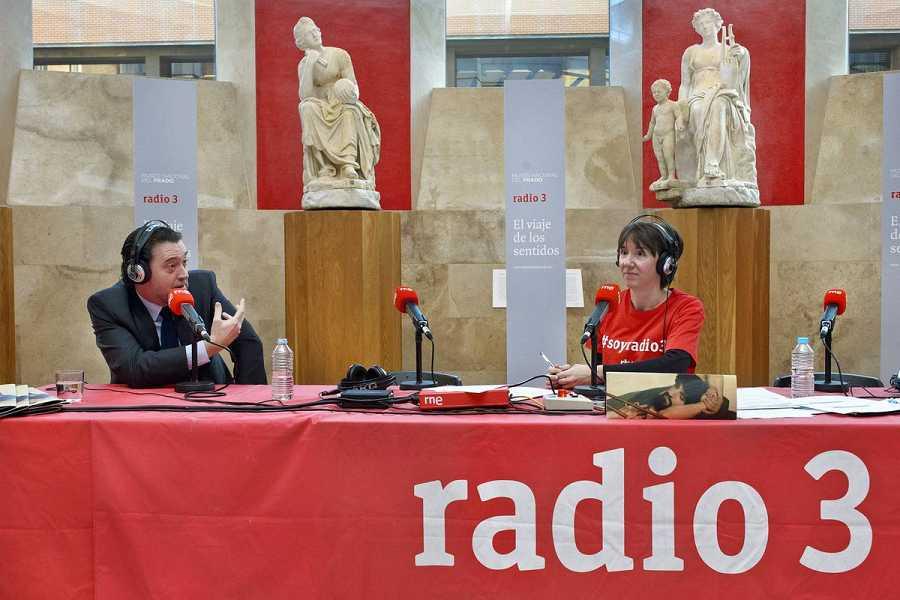 El director del Museo del Prado ha pasado por los micrófonos de 'Hoy empieza todo'