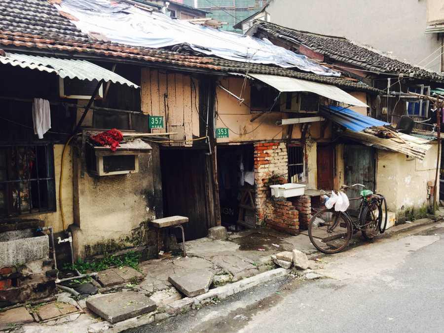 antiguo longtang