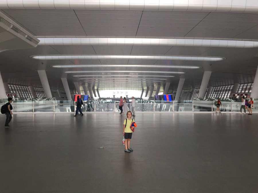 Mateo en Hangzhou