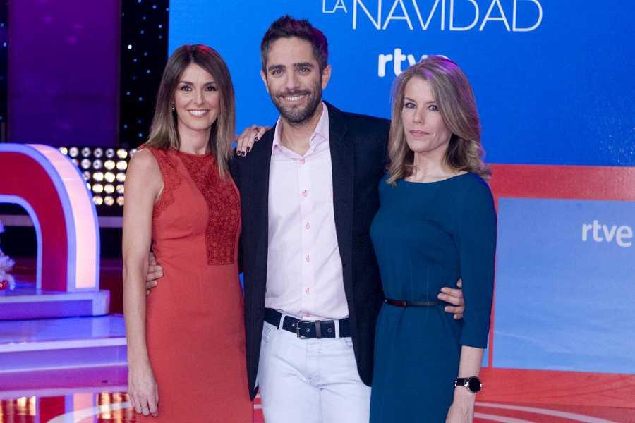 Ana Belén Roy, Roberto Leal y Blanca Benlloch serán los encargados de ofrecer en directo el Sorteo de Navidad en Televisión Española