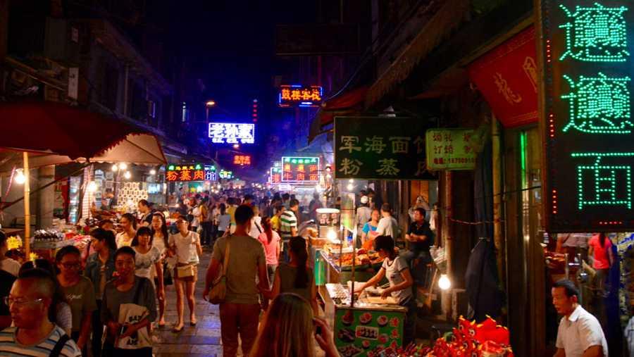 China es el principal consumidor mundial de especies salvajes.