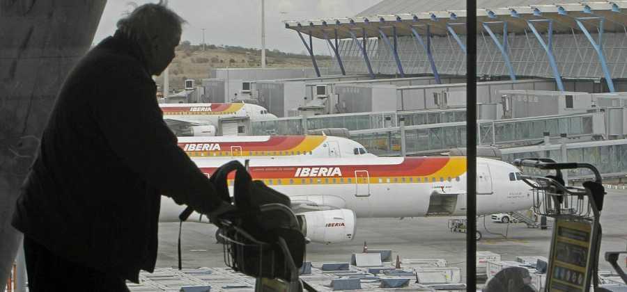 El aeropuerto Adolfo Suárez Madrid-Barajas es un importante punto de tráfico ilegal de especies.