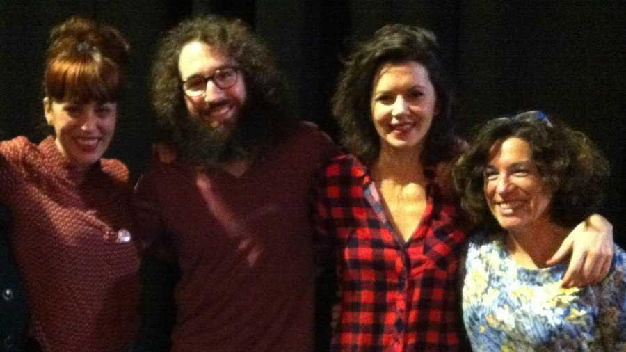 Teatros Luchana: Doctores de la Impro y Paloma Zuriaga