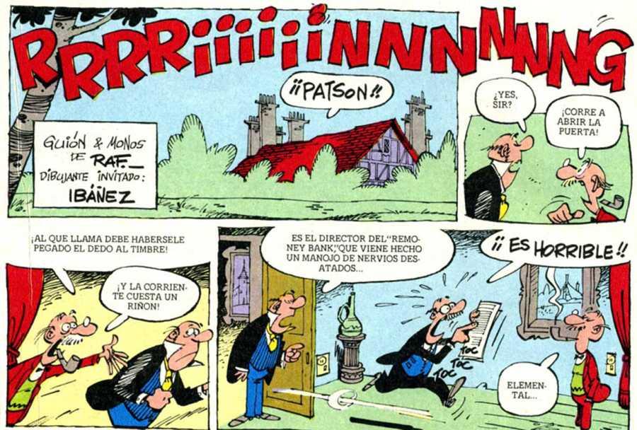 Viñetas de Sir Tim O'Theo