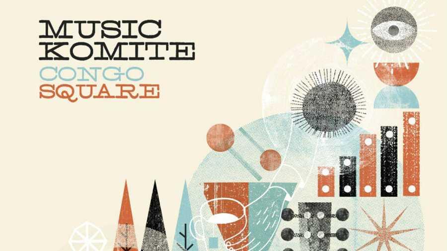 Portada de 'Congo Square'  de Music Komite