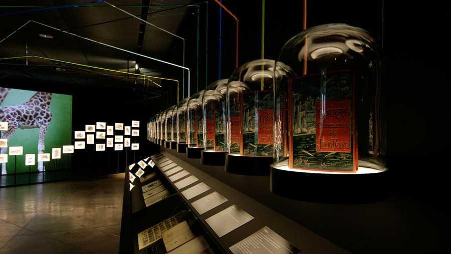 Exposición 'Julio Verne. Los límites de la imaginación', en el Espacio Fundación Telefónica