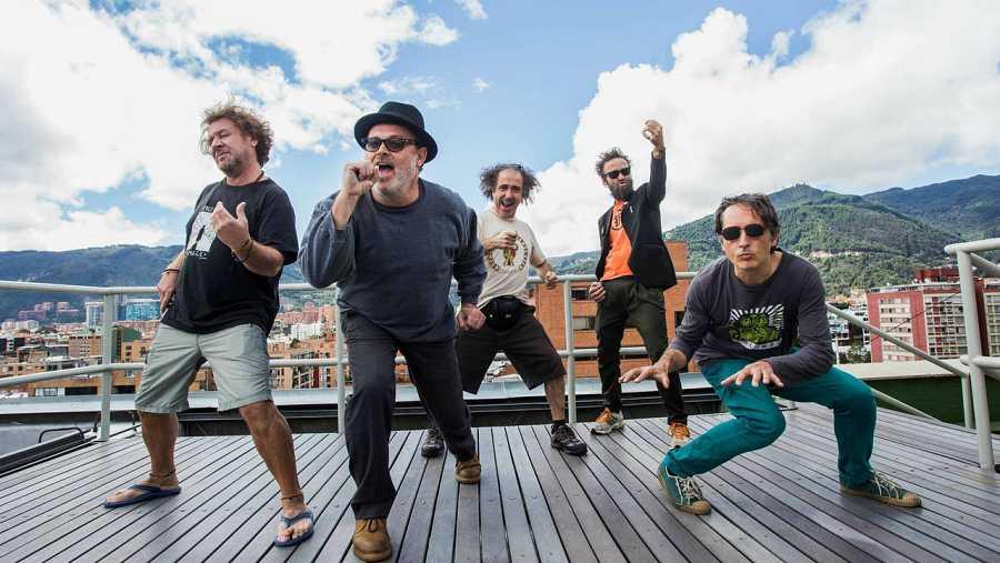 Los Toreros Muertos, banda formada a mediados de los ochenta