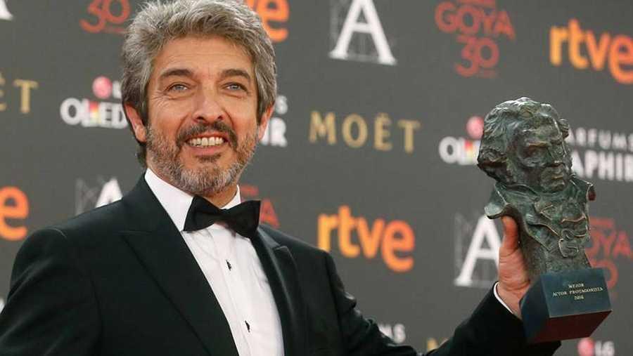 Ricardo Darín, Goya a Mejor Actor Principal en la trigésima edición de los premios
