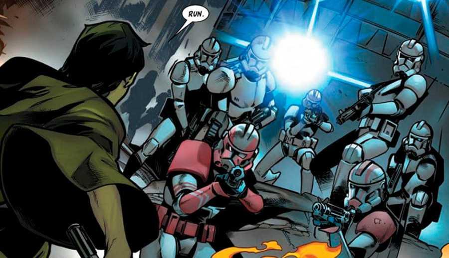 Los Stormtroopers tienen gran protagonismo en 'Kanan: El último Padawan'