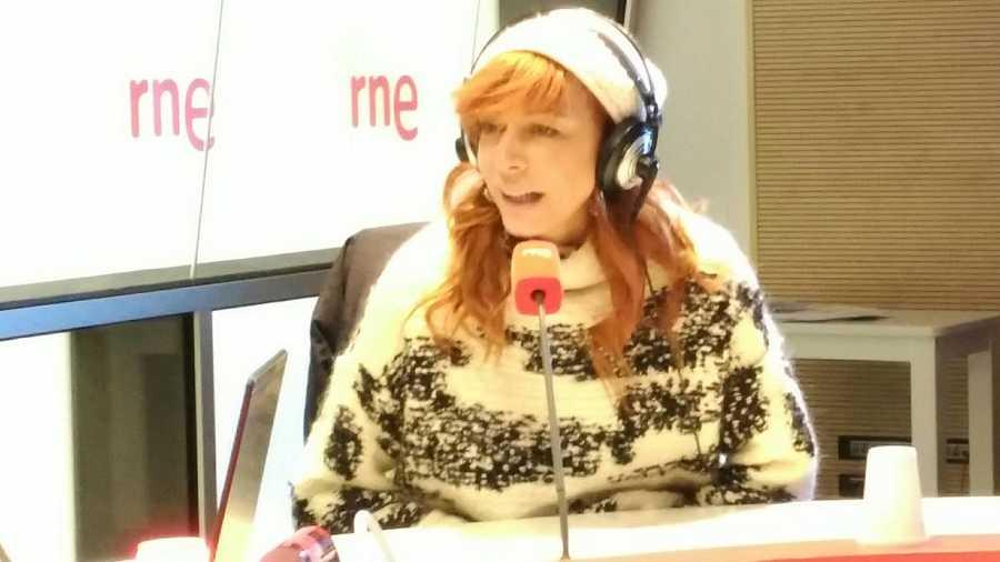 Elisa Matilla, en RNE