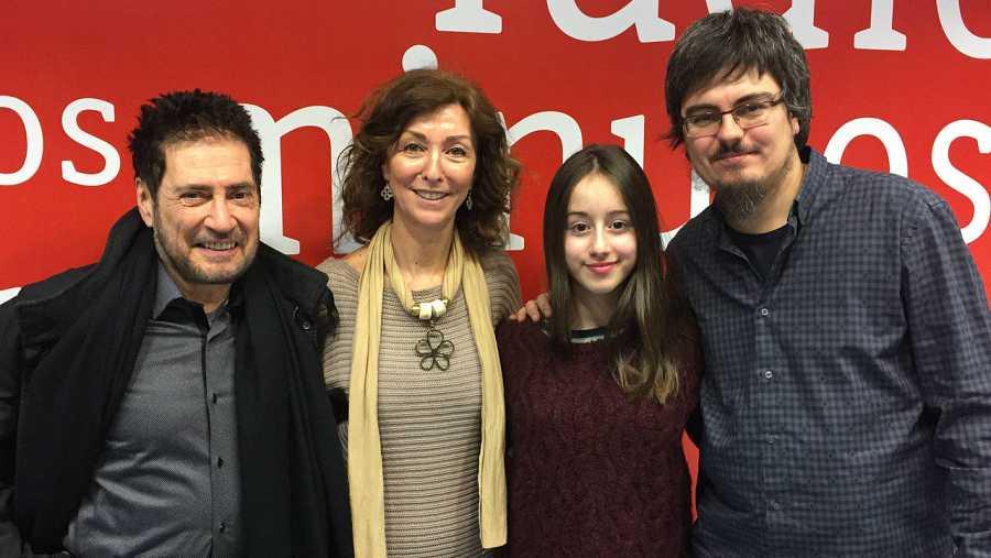 Con Ramón Térmens, Daniel Faraldo y Priscilla Delgado - Escuchar ahora