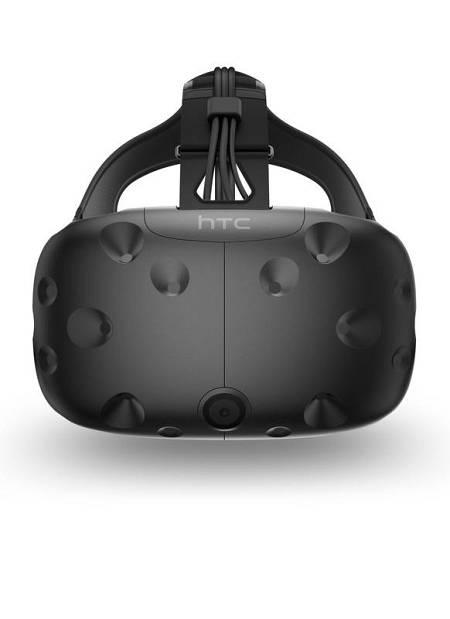 El casco de realidad virtual de HTC necesita conectarse a un ordenador.