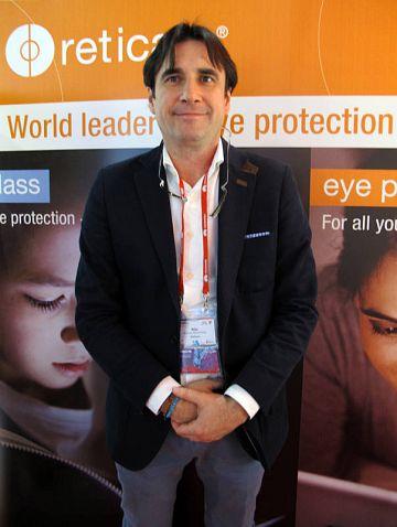 Nilo García, director de Reticare.