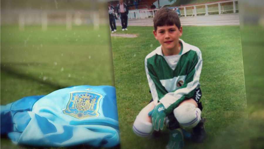En sus primeros años en el Madrid