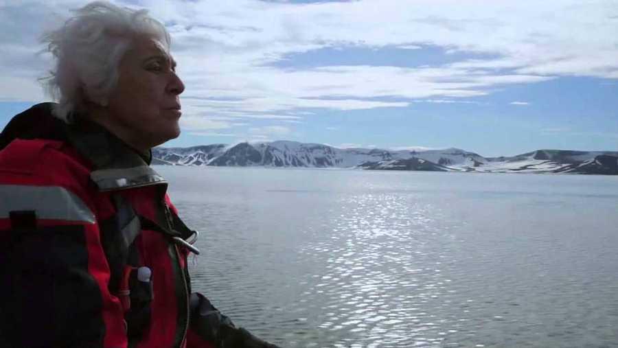 Josefina Castellvi, primera española que participó en una expedición internacional en la Antártida