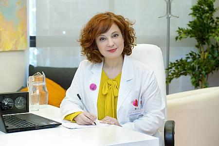Lucía es la nueva psicóloga de 'Centro Médico'