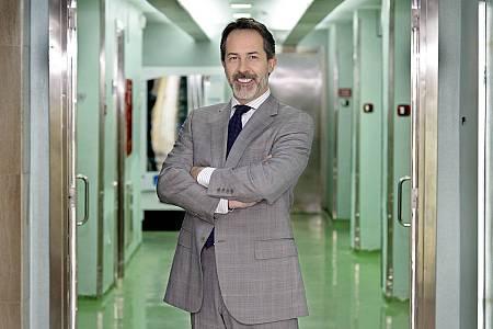 El doctor Landó será el nuevo director gerente del hospital