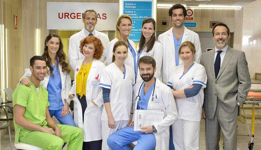 Las tramas de 'Centro Médico' se orientan hacia la ficción en su nueva etapa