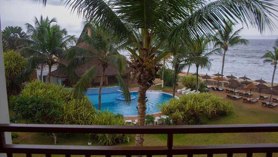 Hotel Etoile Du Sud, en Grand Bassam