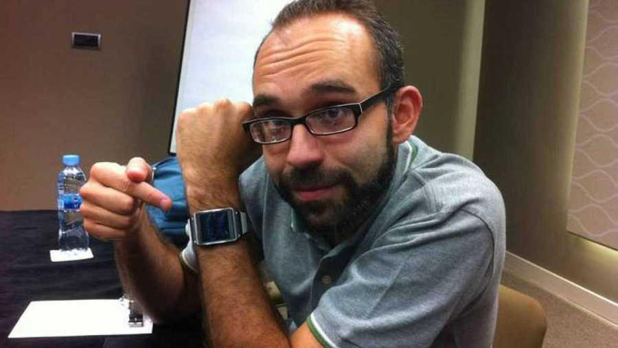 Manu Martínez, compañero de Rne especializado en tecnología