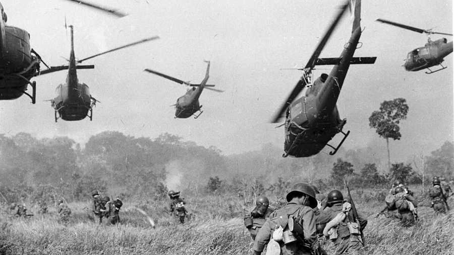 Los Acuerdos de Paz de París se produjeron en 1973 para poner fin a la Guerra de Vietnam