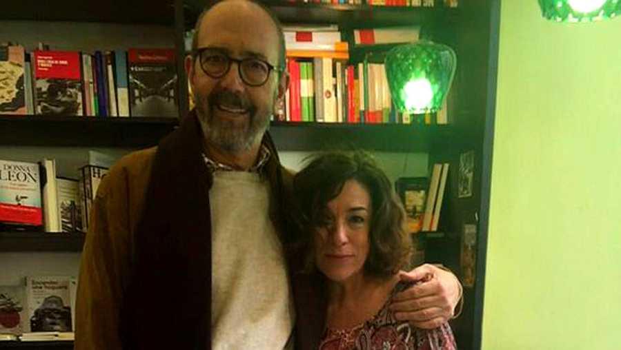 Miguel Rellán y Paloma Zuriaga