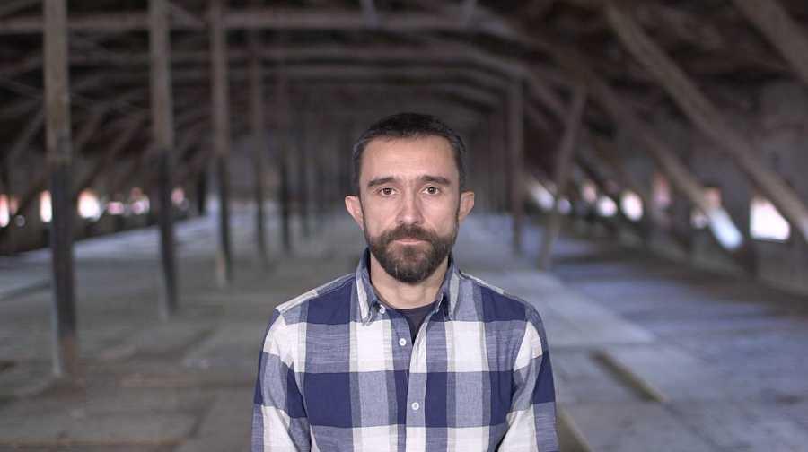 Nos visita por primera vez el escritor José Morella, autor de