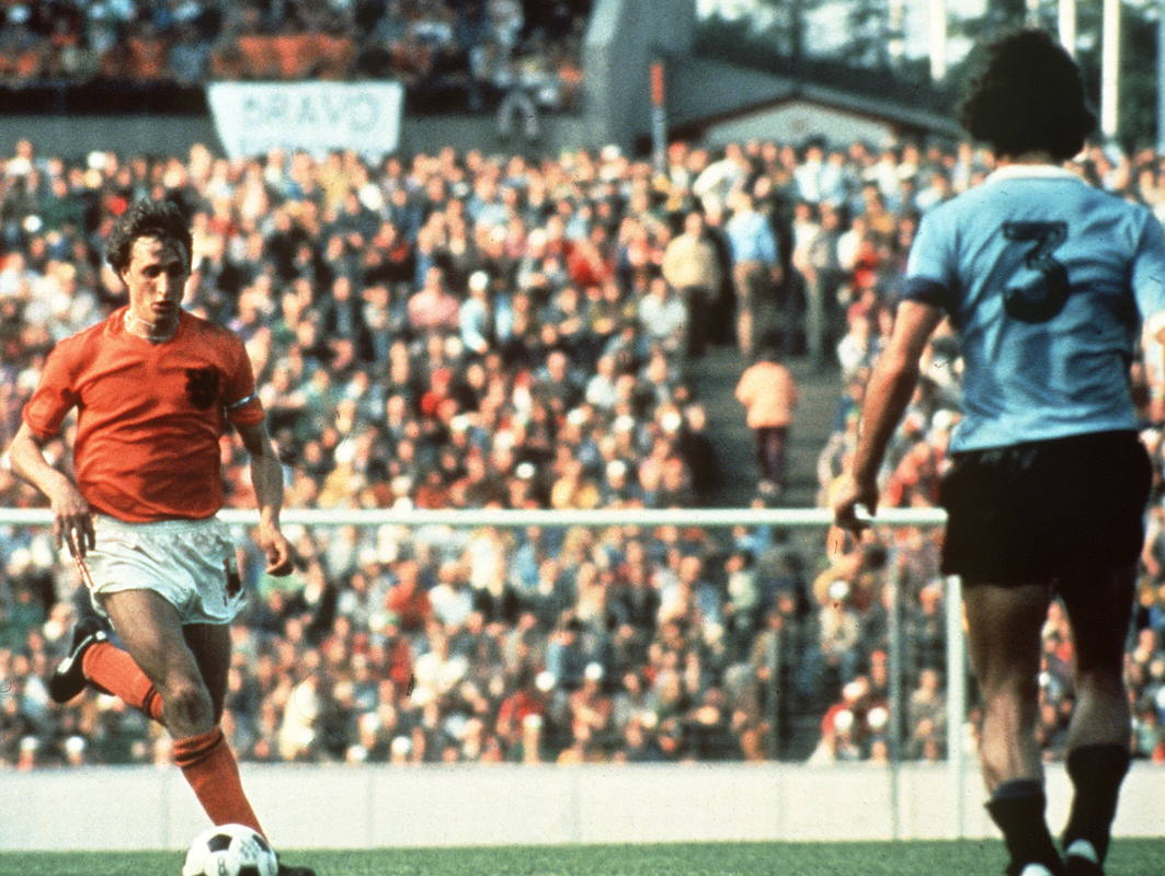 Image result for holanda 1974