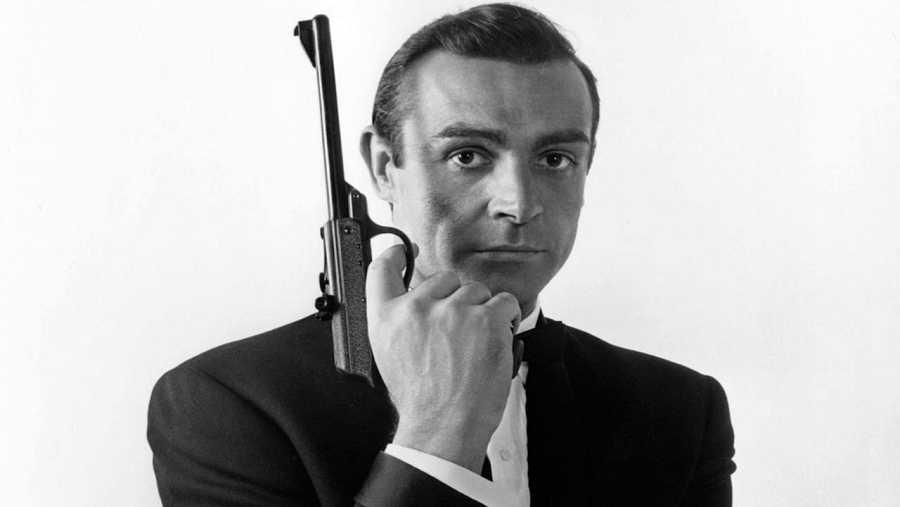 James Bond, personaje creado por Ian Fleming