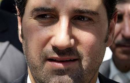 Rami Makhlouf es uno de los empresarios más ricos de Siria.