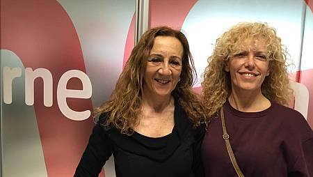 Carme Portacelli y Carmen Conesa presentan 'Solo son mujeres' en 'Las mañanas de RNE'