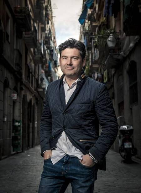 Marc Vidal ha fundado una decena de empresas a lo largo de su vida