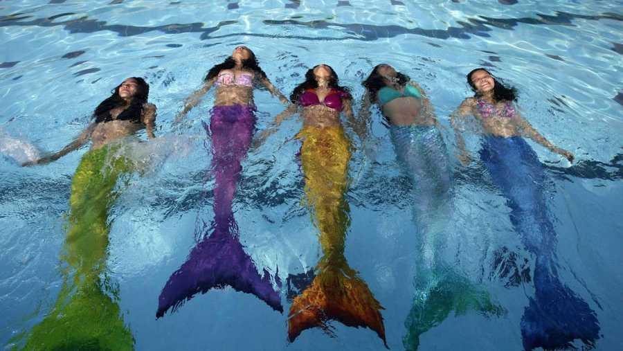 Hablamos esta semana de la Escuela de Sirenas de Susana Seuma