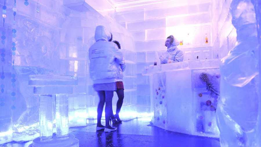 Miriam Poncelas nos acerca a los bares de hielo