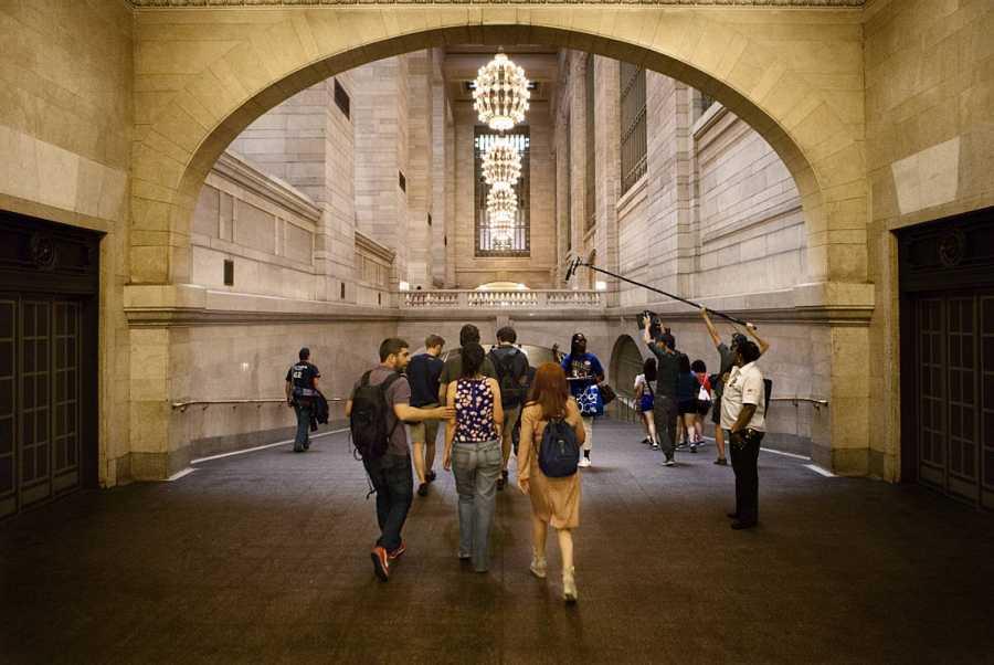 Grand Central Station, en Nueva York