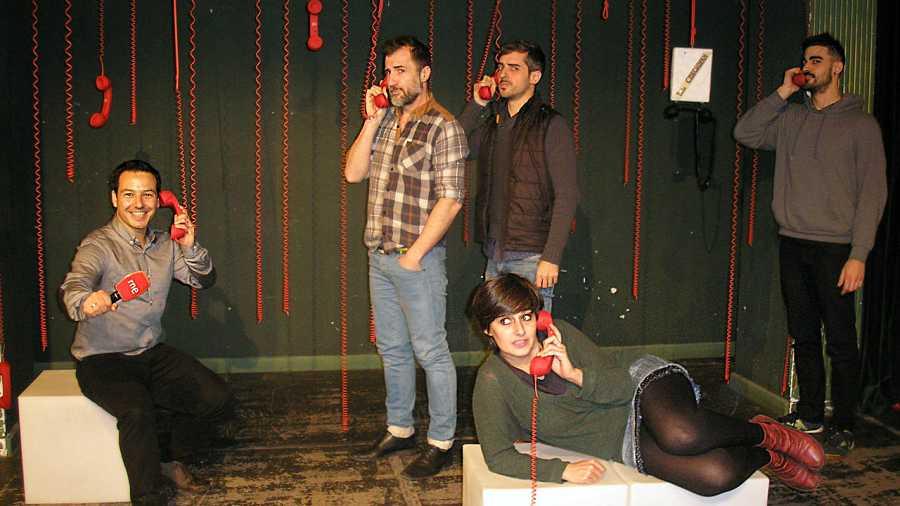 Los Absurdos Teatro con Jorge Gª Palomo