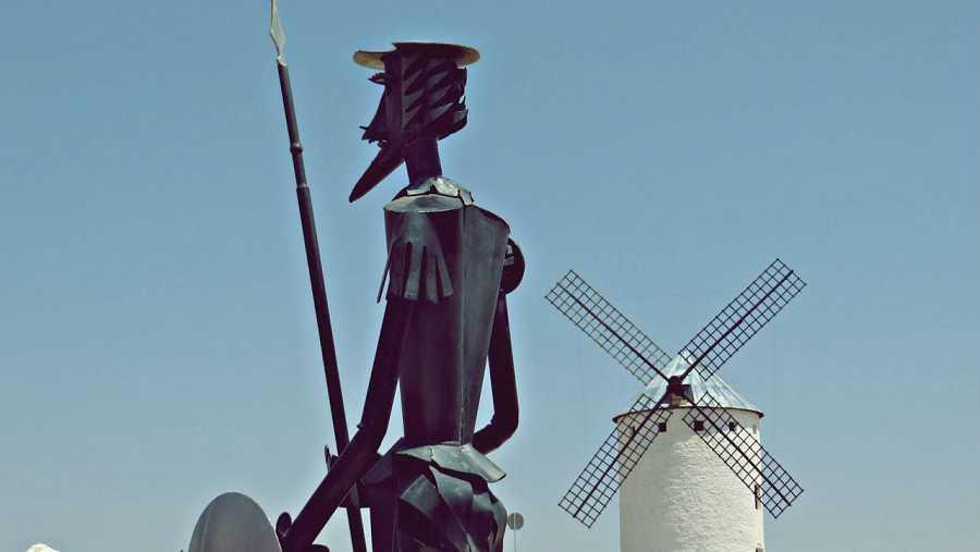 Don Quijote de la Mancha, una de las obras más importantes de la literatura universal