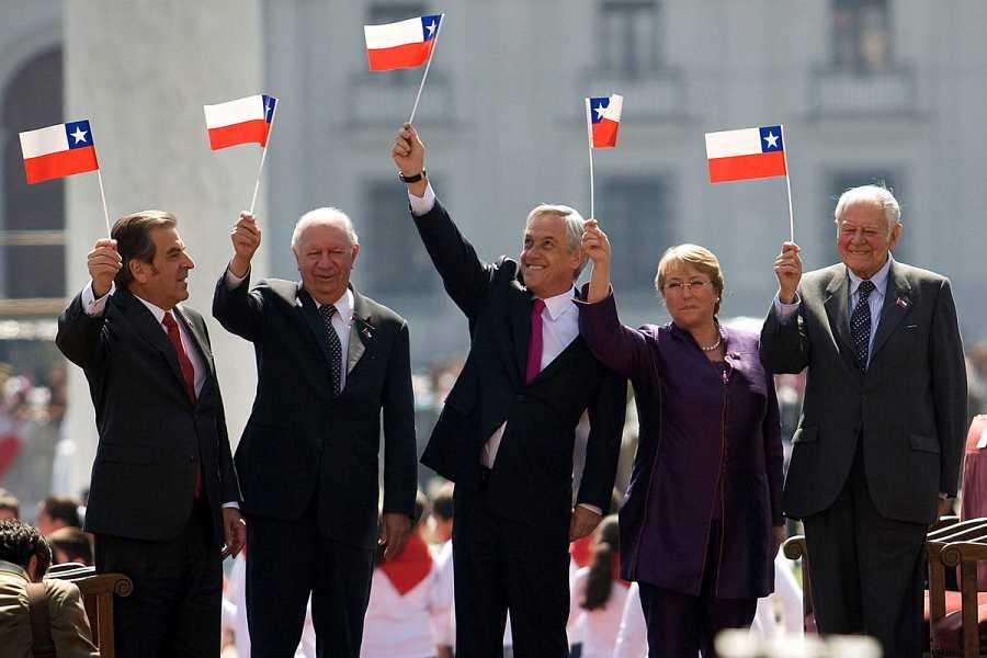 Muere Aylwin, el presidente que devolvió la democracia a Chile