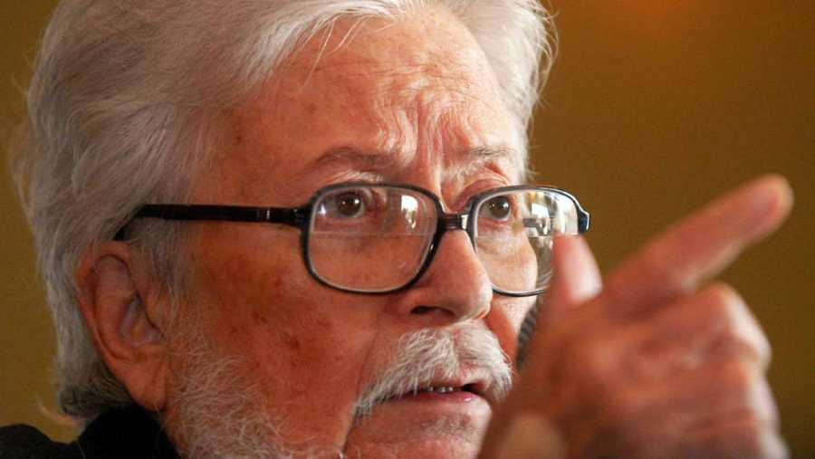 El escritor mexicano Fernando del Paso recibió este sábado el Premio Cervantes