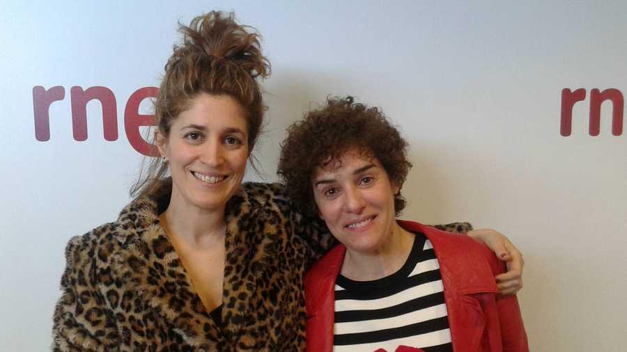 Anabel Alonso y Heidi Steinhardt