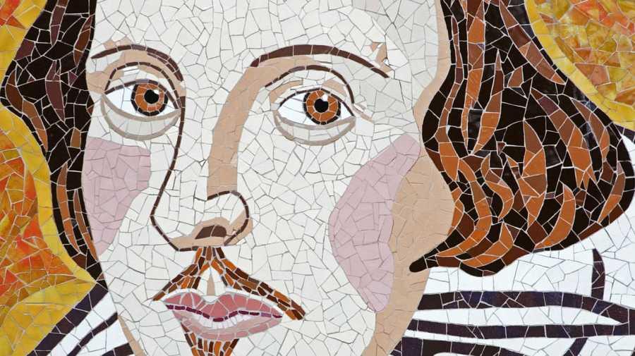 Shakespeare, uno de los más célebres escritores de la literatura universal