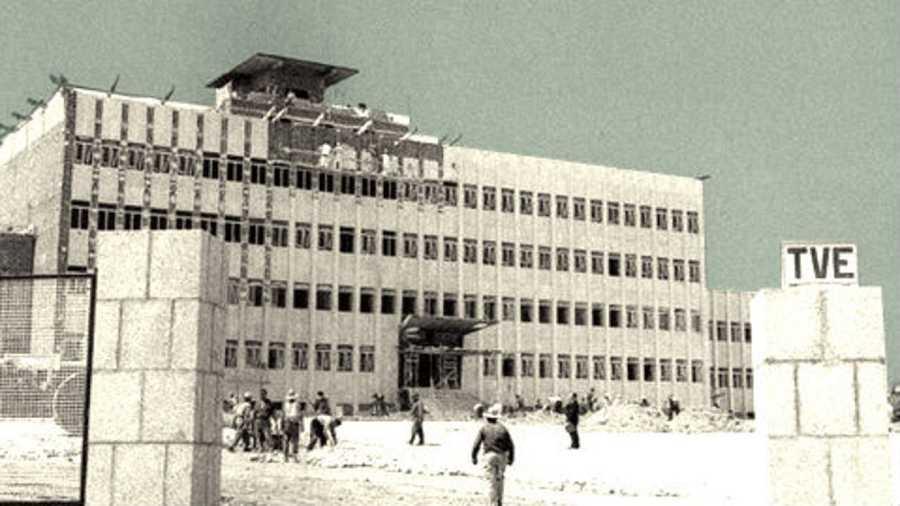 Prado del Rey se inauguró en 1964