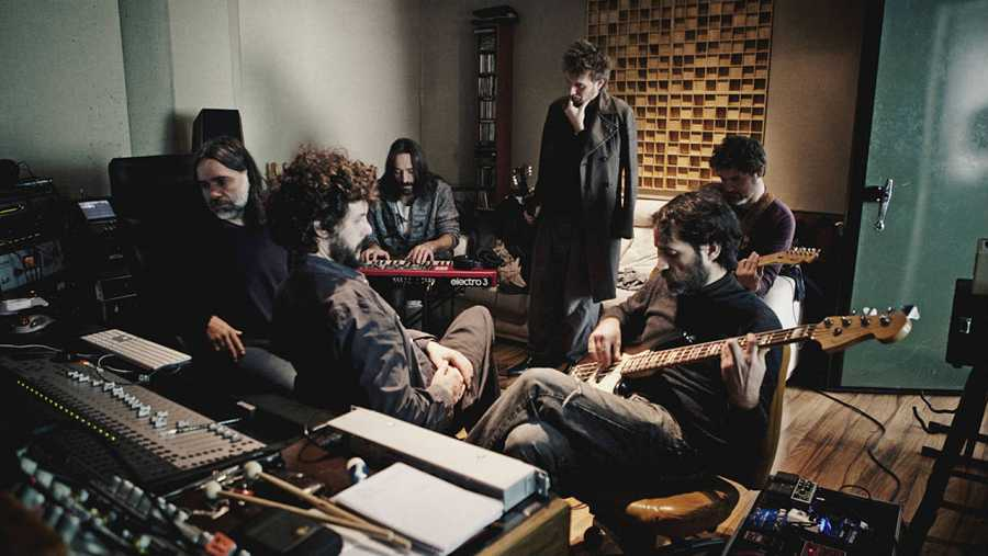 La banda suma veinte años de carrera musical